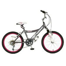 Grey 12-in Frame Kid's Mountain Bike with 20-in Wheels with Kickstand Included