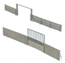 Tomytec (Komono 052) Construction Site B (Gate and Wall) 1/150 N scale