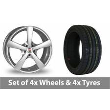 Aluminium Calibre One Piece Rim Wheels with Tyres