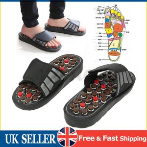 Massage Sandals Slippers Reflexology Acupuncture Foot Healthy Massager