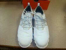 FootJoy Men's Superlites Xp-Previous Season Style Golf Shoes White/Grey 11 M Us