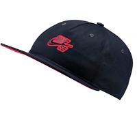 Nike SB Pro Logo Snapback Cap Unisex Adults Outdoor DRI-FIT Navy Blue CI4460 451