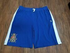 Polo Ralph Lauren boys cotton shorts, size L (14/16), color blue/white