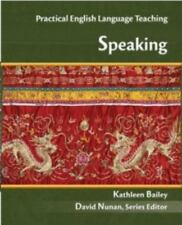Practical Teaching : Speaking by Bailey (2005, Paperback)