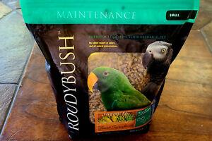 Roudybush™ Daily Maintenance for Birds ~ Small Pellets 44 Oz Bag