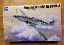 Trumpeter 1/32 Messerschmitt Bf109K-4 German Fighter Model Factory Sealed New