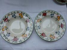 "2 X Royal Stafford Toscana 9.75"" Bowl/Dishes."