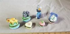 lot of 6 Trinket Boxes Midwest Cannon Falls
