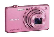 Sony Cyber-shot DSC-WX220 18.2MP Digital Camera - Pink