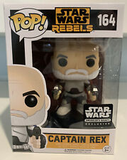 Star Wars Captain Rex Smuggler's Bounty Excl Funko Pop! Vinyl