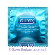 24 Durex XL Extra Large Condoms - Fast UK Post