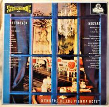 Beethoven Quintet Panhoffer Mozart Boskovsky BlueBack London STEREO LP stVG+-EX