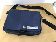 Quantum Pad Bag Carry Case Navy & Black Educational Learning System
