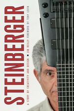Steinberger A Story of Creativity and Design Book NEW 000338188