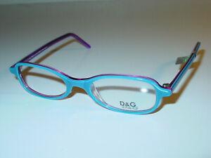 Dolce & Gabbana DG4033 231 Blue Purple DEMO LENS 47-18-140mm Women's Eyeglasses