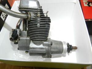 Enya 46-4C Four stroke  Nitro Engine with pipe