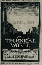 TECHNICAL WORLD MAGAZINE COLLECTION 115+ ISSUES ON DISK