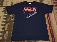 RAZOR sons of mayhem SHIRT XL,Tankard,Cancer,Demolition Hammer,Sadus,Kreator