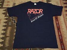 RAZOR sons of mayhem SHIRT M,Tankard,Cancer,Demolition Hammer,Sadus,Kreator