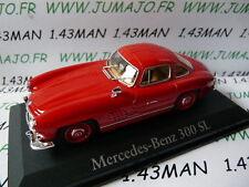 Voiture 1/43 - RBA Mercedes-benz 300 SL