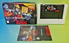 Killer Instinct -  SNES Super Nintendo - AUTHENTIC Box, Game, Manual, Complete !