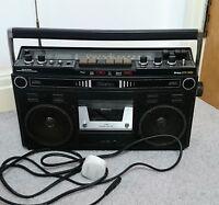 Prinz STR 5050 Stereo Radio Cassette Recorder Vintage