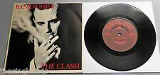 "The Clash - Bankrobber UK CBS 1980 7"" Single P/S"