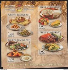 O) 2016 TURKEY, FOODS - GAZIANTEP CITY OF GASTRONOMY DESIGNATED UNESCO, CREATIVE