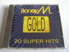 cd boney M gold