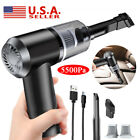 Car Vacuum Cleaner Cordless Mini Handheld Rechargeable Portable For Home Wet Dry photo