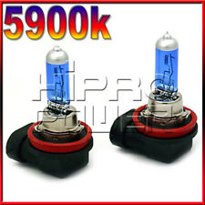 H11 55W 5900K SUPER WHITE XENON HID FOG LIGHT BULB