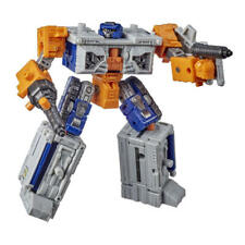 Transformers Toys Generations War for Cybertron: Earthrise Deluxe WFC-E18