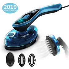 MECO Clothes Steamer 1500W Handheld Garment Steamer iron 2in1 Dry&Steamer with