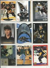 Lot of 74 Different Jaromir Jagr Hockey Card Collection (includes RC) Mint