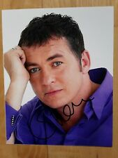 More details for hand-signed shane richie (