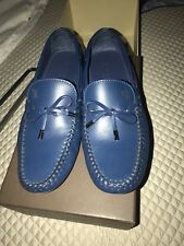 ada2f6c66aa1 Louis Vuitton Mens Shoes Blue Tassel Loafers Drivers
