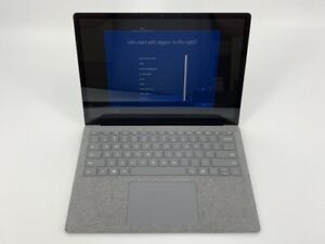 """Microsoft Surface Laptop 3 13.5"""" 2019 1.2GHz i5 8GB 128GB SSD - NF Touchscreen"""