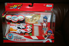NIB NEW Scan 2 Go 2Pack KAZ GORDON FALGOR by MGA Entertainment, HARD TO FIND