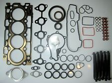 VOLVO C30 S80 S40 V70 V50 MINI 1.6 D HEAD GASKET SET AND BOLTS 16V 2005 ON