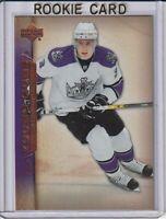 Jack Johnson 2007-08 Upper Deck Young Guns Rookie Hockey Card #222