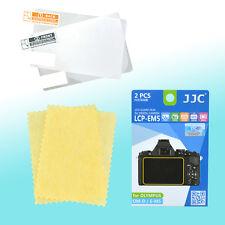 Olympus OM-D E-M5 LCD Screen Guard Film Protector Scratch Resistance JJC LCP-EM5