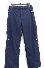 SPYDER XT 10,000 Blue Youth Kids Ski-Snowboard Pants Size S