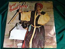 Original Sealed 1985 Reggae LP : Buddy Guy ~ In The Beginning ~ Red Lightnin'