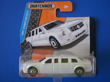 2015 Matchbox 2015 CADILLAC ONE US PRESIDENTIAL LIMOUSINE - mint on short card!