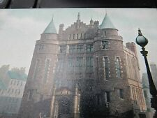 EDINBURGH UNIVERSITY EDWARDIAN    POSTCARD  AUTHENTIC ITEM   GIFT POTENTIAL  VGC