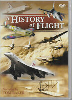 A History Of Flight DVD Narrated by Tom Baker