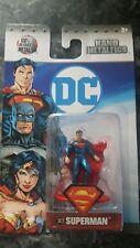 BNIB Superman DC Nano Metalfigs DC UNIVERSE COLLECTIBLE