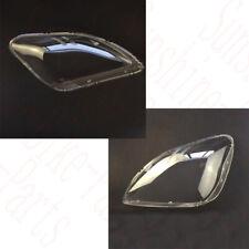2X For Honda CRV CR-V 2005-06 Left+Right Headlight Transparent Covers Hardening