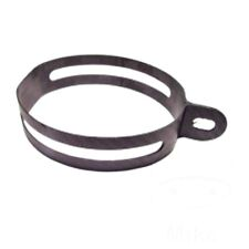 LeoVince Universal Motorcycle Silencer Retaining Clamp Carbon 100 mm x 113 mm