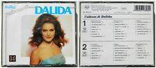 L'ALBUM DI DALIDA BOX 2 CD 1991 1 STAMPA